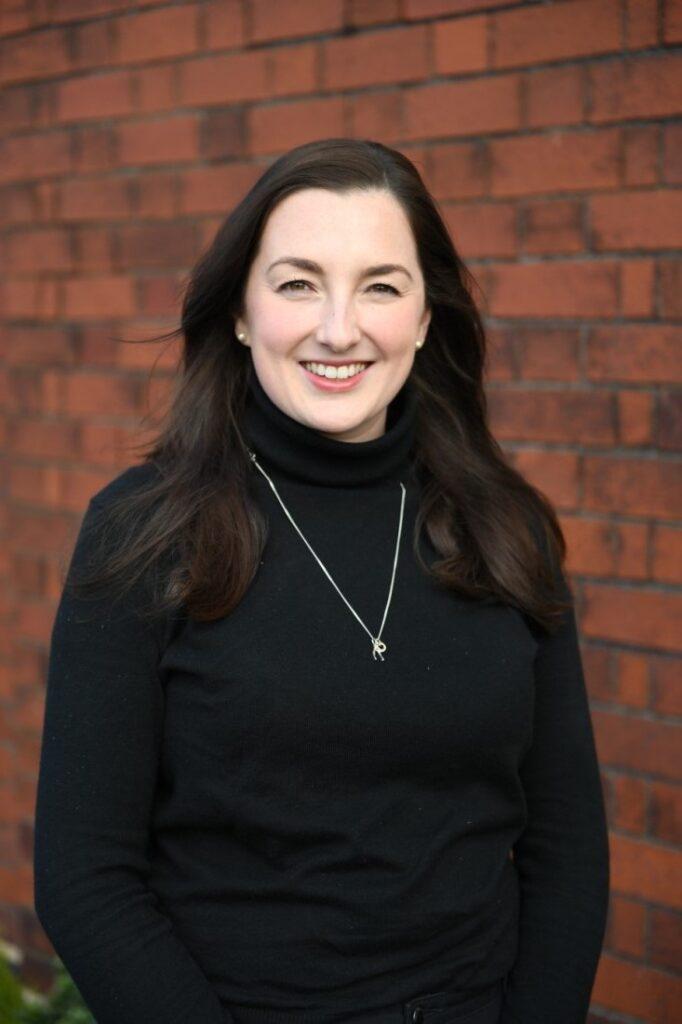 Kimberley Wallet, AEON engineering director. The AEON & Materials matrix podcast presenter